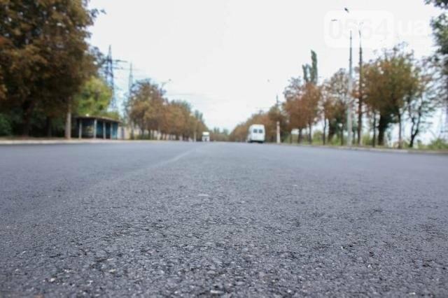 В ОГА рассказали о ремонте двух самых длинных улиц Кривого Рога (ФОТО), фото-11