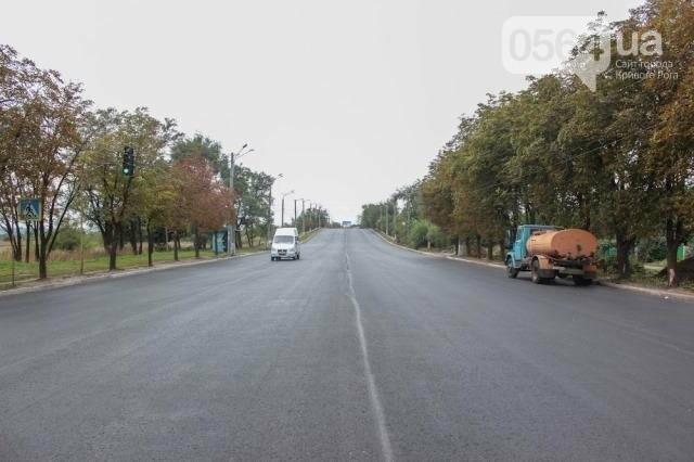 В ОГА рассказали о ремонте двух самых длинных улиц Кривого Рога (ФОТО), фото-12