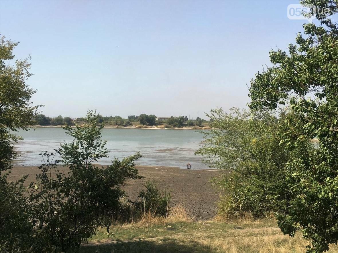 В Кривом Роге водоем превращается в лужу (ФОТО), фото-12