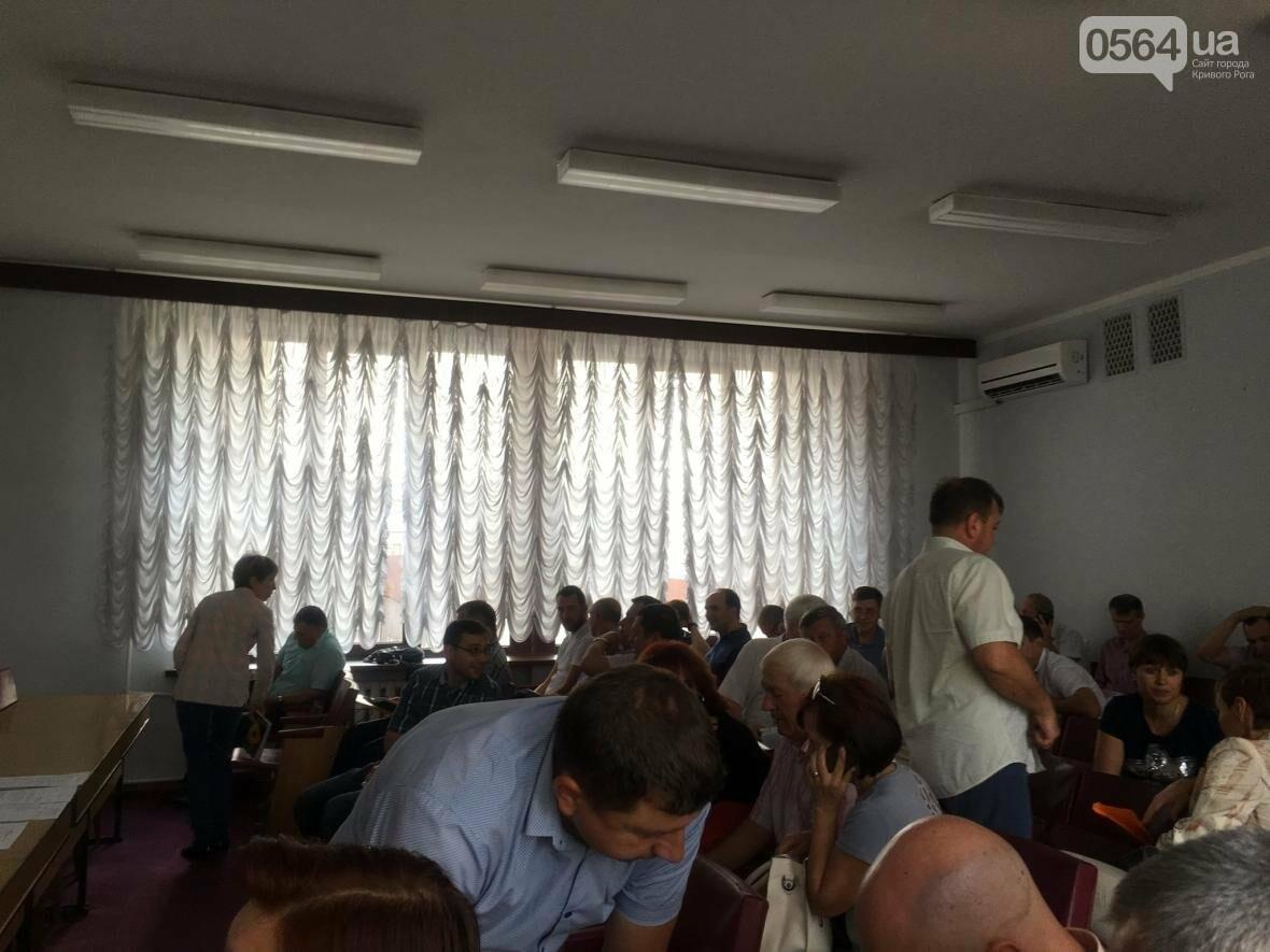 """""""Криворожтеплоцентраль"""" опять ведет подготовку к отопительному сезону без электроэнергии  (ФОТО), фото-1"""