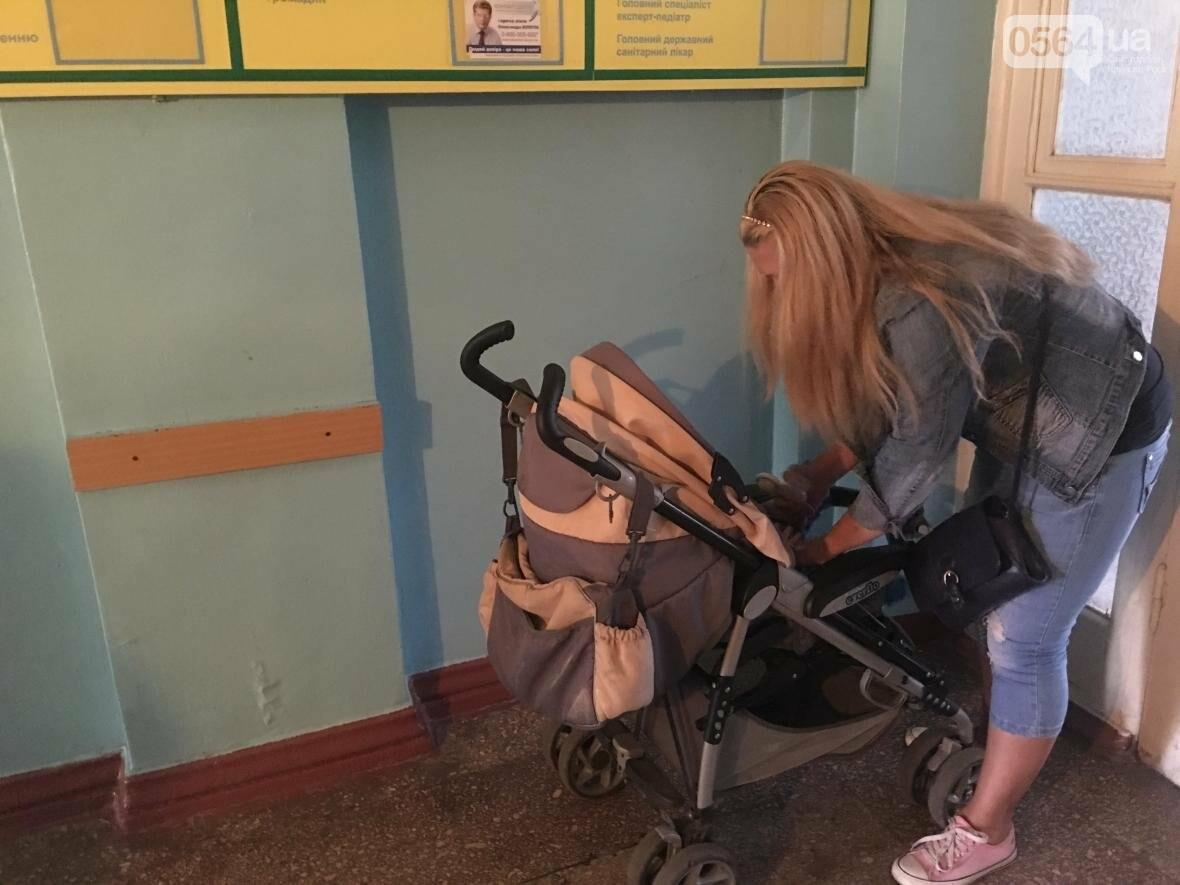 """Криворожский """"блокбастер"""": Как доехать до больницы с ребенком в коляске (ФОТО), фото-19"""