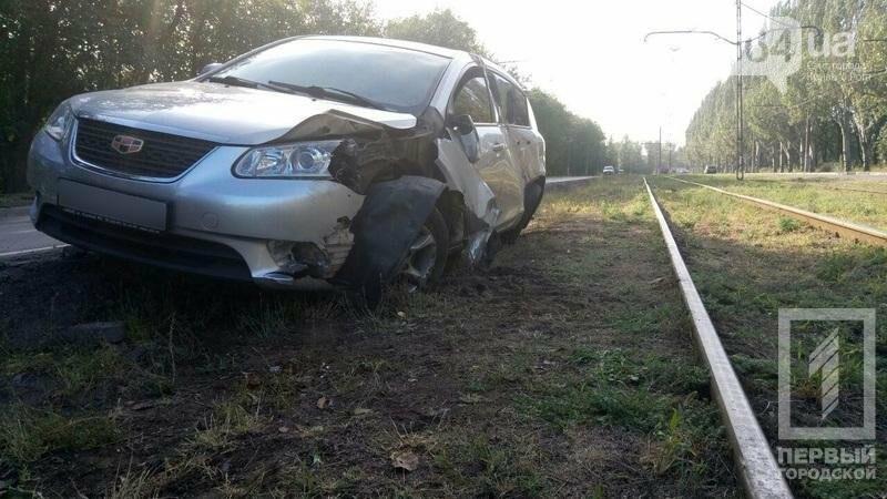 В Кривом Роге на большой скорости перевернулась иномарка (ФОТО), фото-3