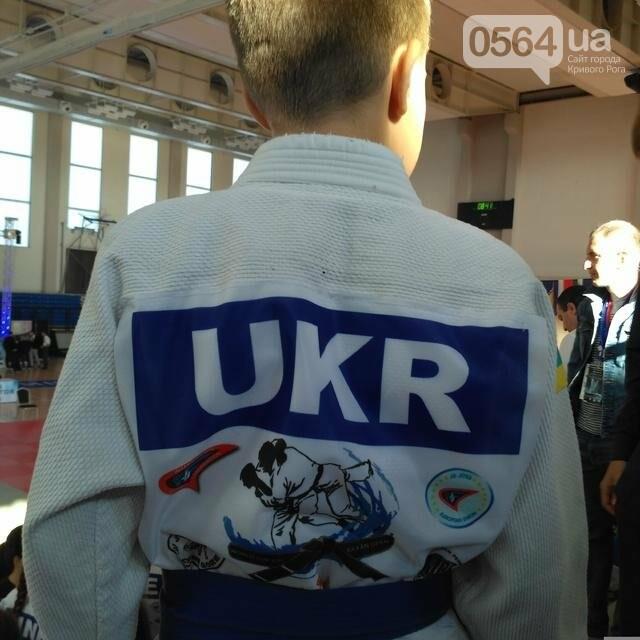 Юные криворожские спортсмены успешно выступили на Кубке Мира по джиу-джитсу (ФОТО), фото-2