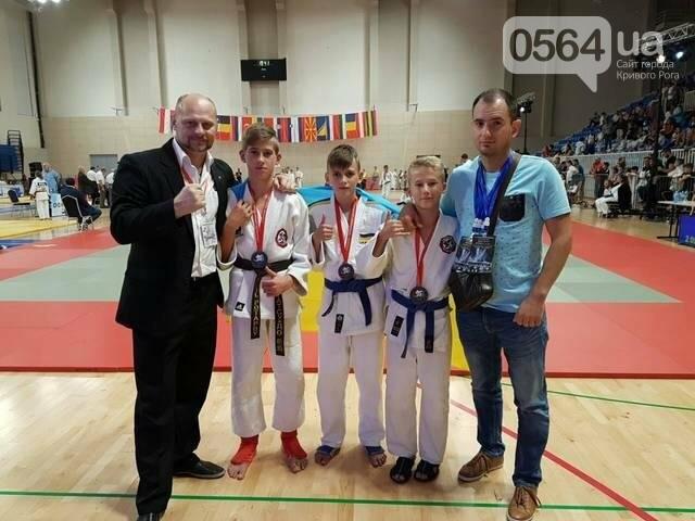 Юные криворожские спортсмены успешно выступили на Кубке Мира по джиу-джитсу (ФОТО), фото-1