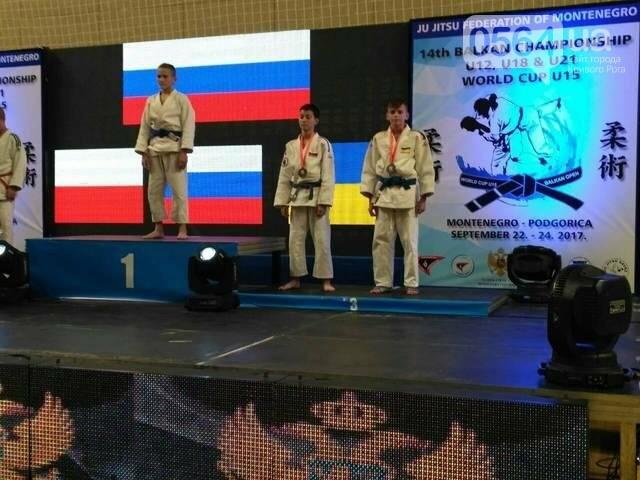 Юные криворожские спортсмены успешно выступили на Кубке Мира по джиу-джитсу (ФОТО), фото-8