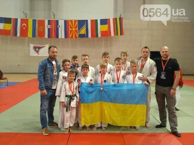 Юные криворожские спортсмены успешно выступили на Кубке Мира по джиу-джитсу (ФОТО), фото-6