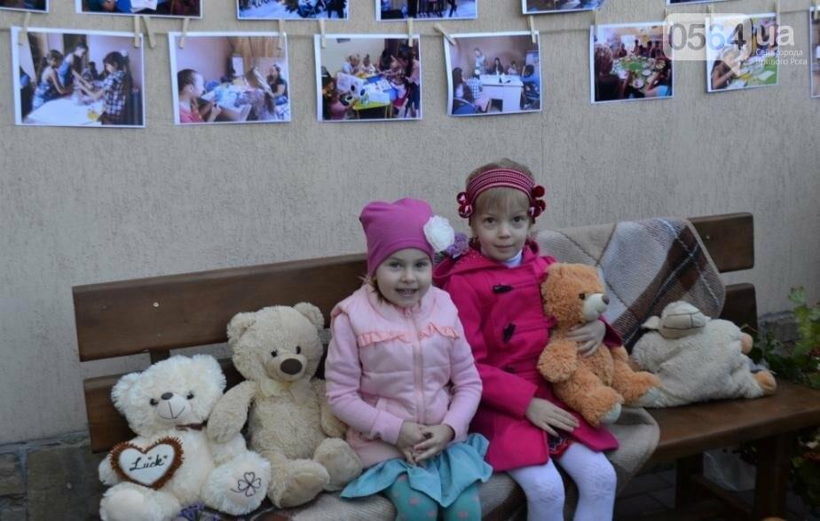 """БФ """"Каритас"""" с партнерами открыли в Кривом Роге детскую площадку (ФОТО), фото-41"""