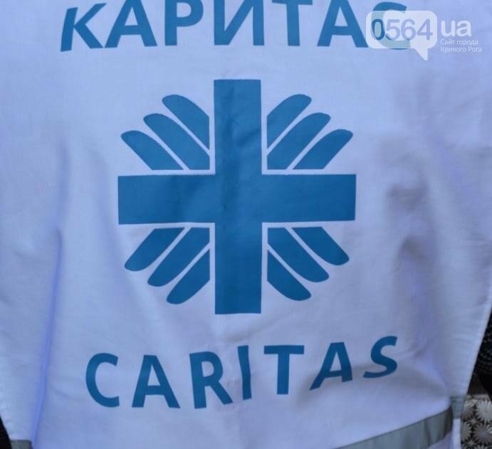 """БФ """"Каритас"""" с партнерами открыли в Кривом Роге детскую площадку (ФОТО), фото-30"""
