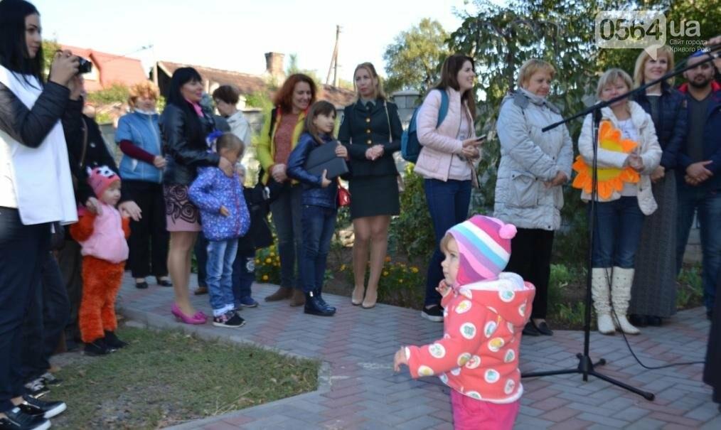 """БФ """"Каритас"""" с партнерами открыли в Кривом Роге детскую площадку (ФОТО), фото-9"""