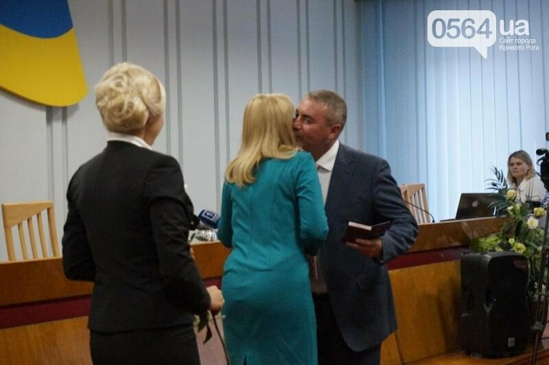 Криворожским педагогам вручили высокие награды и почетные грамоты (ФОТО), фото-17