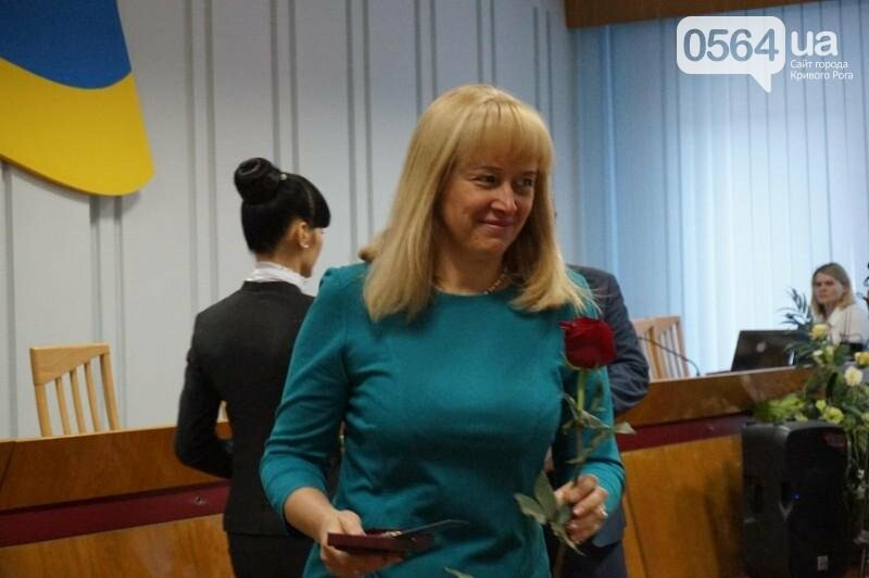 Криворожским педагогам вручили высокие награды и почетные грамоты (ФОТО), фото-14
