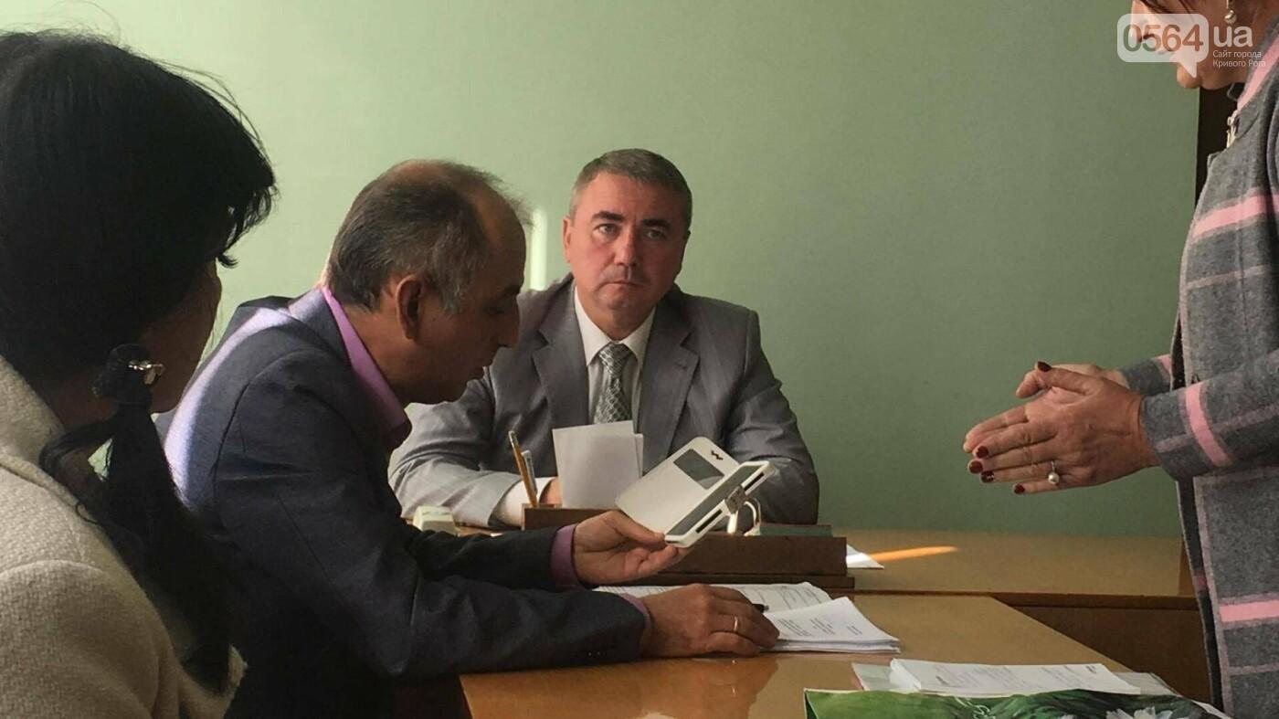 И.о. мэра Кривого Рога на приеме граждан выслушивает жалобы криворожан (ФОТО), фото-1