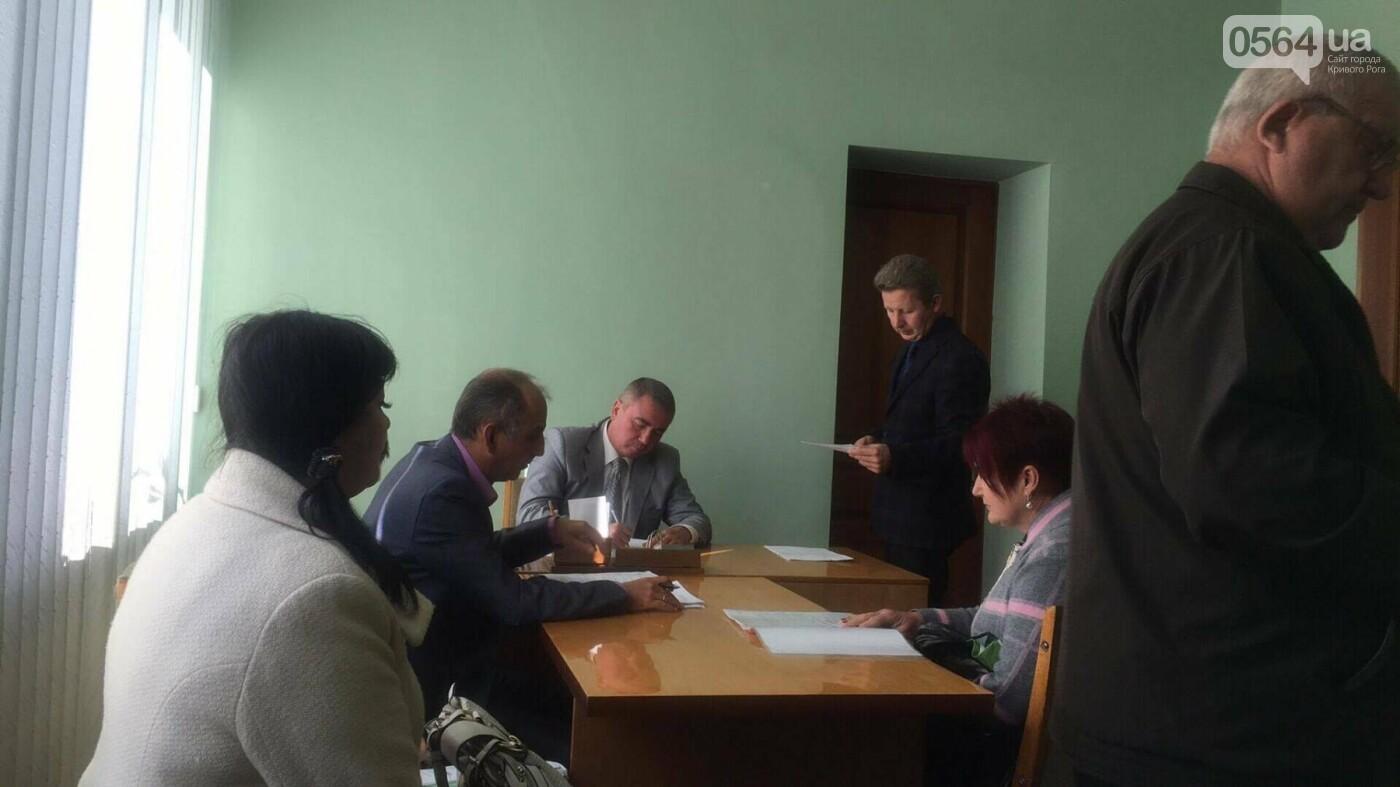 И.о. мэра Кривого Рога на приеме граждан выслушивает жалобы криворожан (ФОТО), фото-6