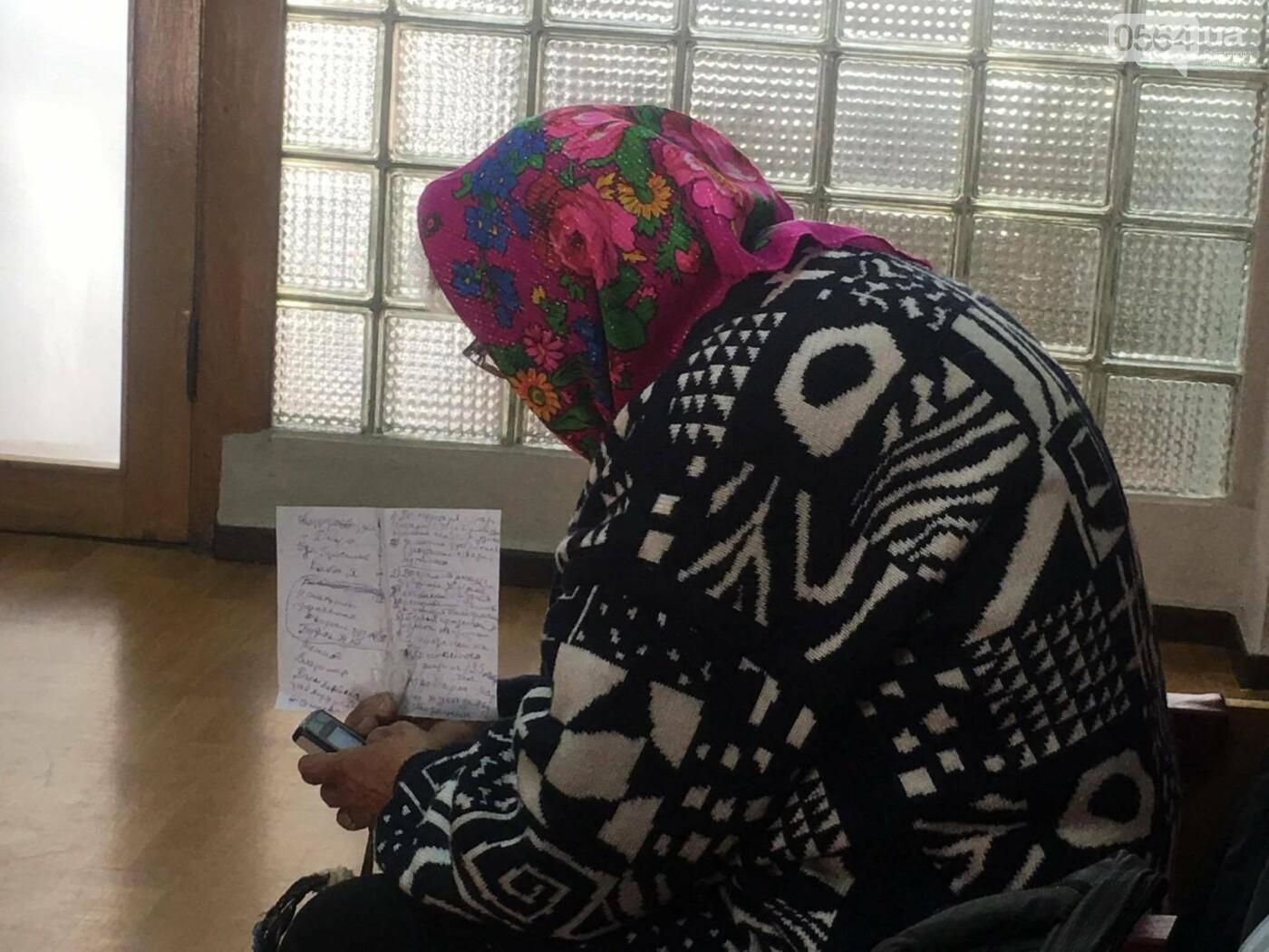 И.о. мэра Кривого Рога на приеме граждан выслушивает жалобы криворожан (ФОТО), фото-7