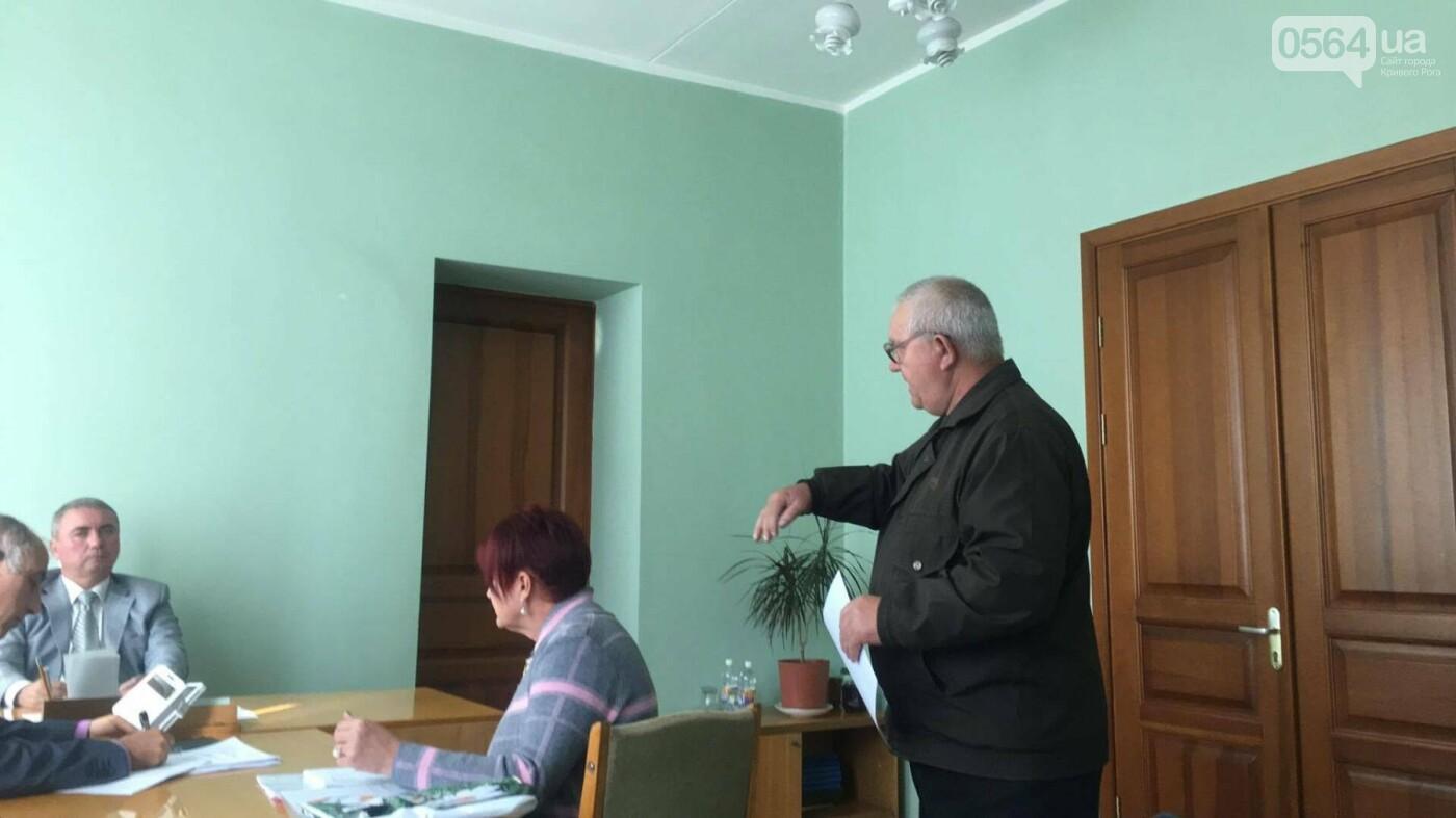 И.о. мэра Кривого Рога на приеме граждан выслушивает жалобы криворожан (ФОТО), фото-2