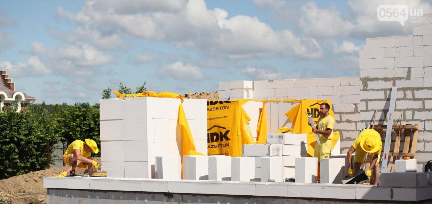 Сразу и навсегда: энергосберегающий дом с теплыми стенами из блоков UDK (ФОТО, ВИДЕО), фото-3