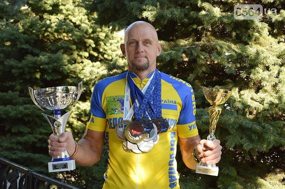 Николай Дроник: Велоспорт - это работа на грани человеческих возможностей (ФОТО), фото-4