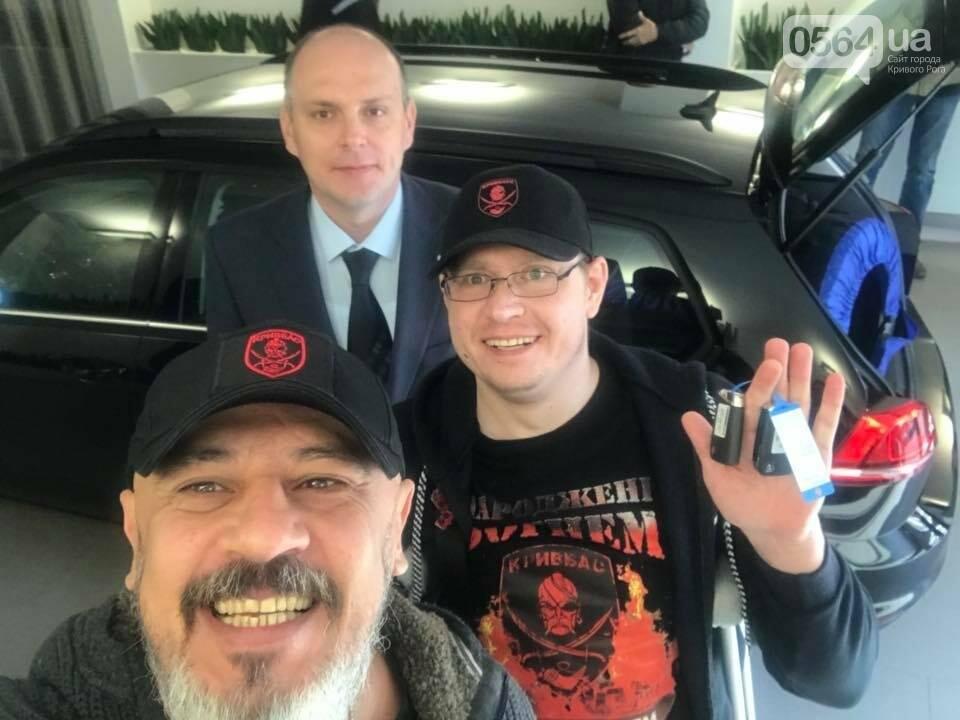"""Тяжело раненный в АТО экс-боец БТО """"Кривбасс"""" приобрел автомобиль (ФОТО), фото-4"""