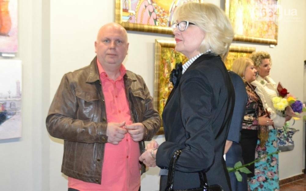В Кривом Роге впервые открылась выставка автопортретов местных художников (ФОТО), фото-5