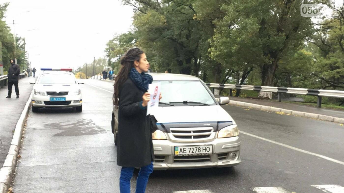Митингующие криворожане озвучили требования к руководству АМКР (ФОТО), фото-7