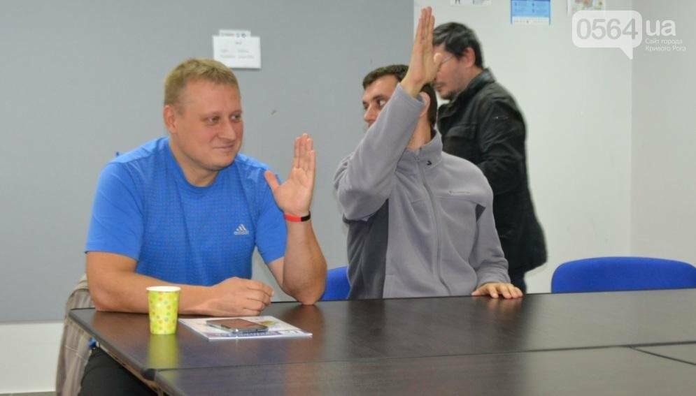 Клуб молодых активистов придумал, как усовершенствовать работу Криворожского горсовета (ФОТО), фото-10
