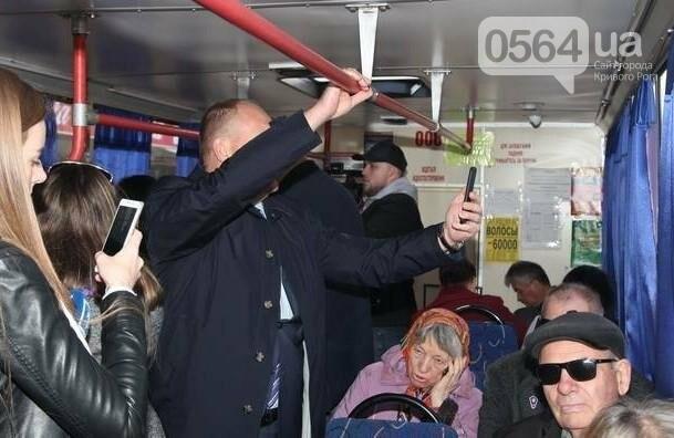 Без бумажных билетов и наличных: криворожане могут оплачивать проезд по QR-коду, фото-2