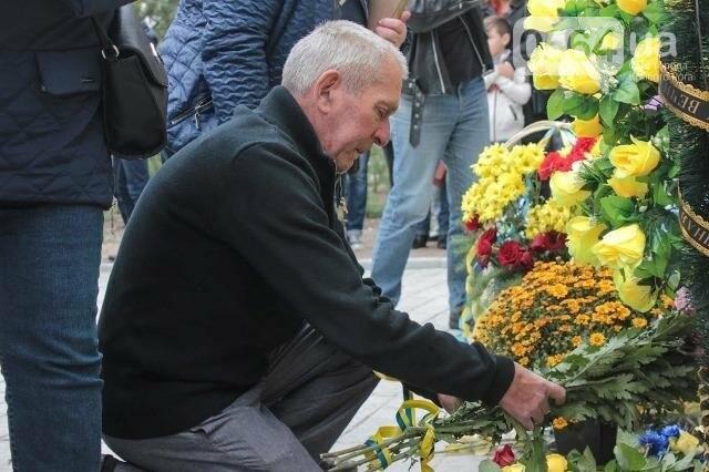 На Днепропетровщине перед открытием осквернили мемориал погибшим воинам (ФОТО), фото-9