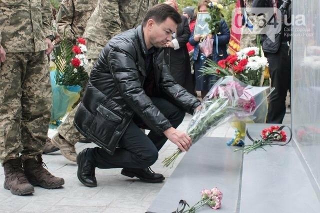 На Днепропетровщине перед открытием осквернили мемориал погибшим воинам (ФОТО), фото-12