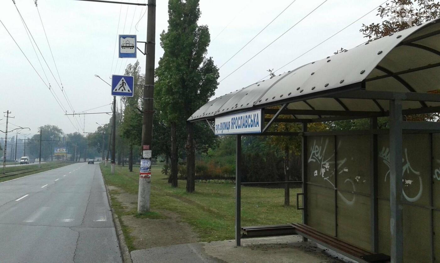 В Кривом Роге на опасном пешеходном переходе установили дорожные знаки (ФОТО), фото-1