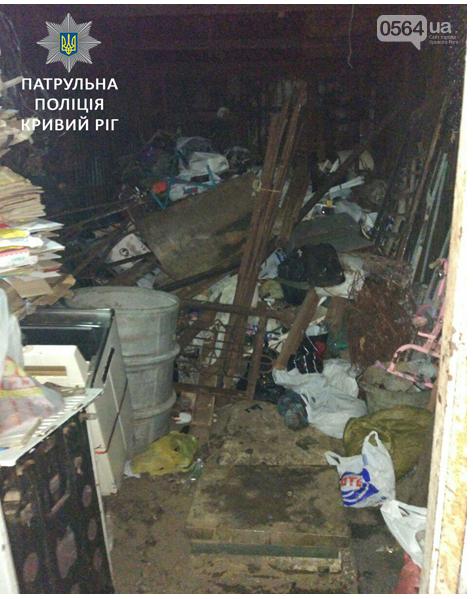 В Кривом Роге нашли два гаража, куда сносили ворованный металл (ФОТО), фото-3