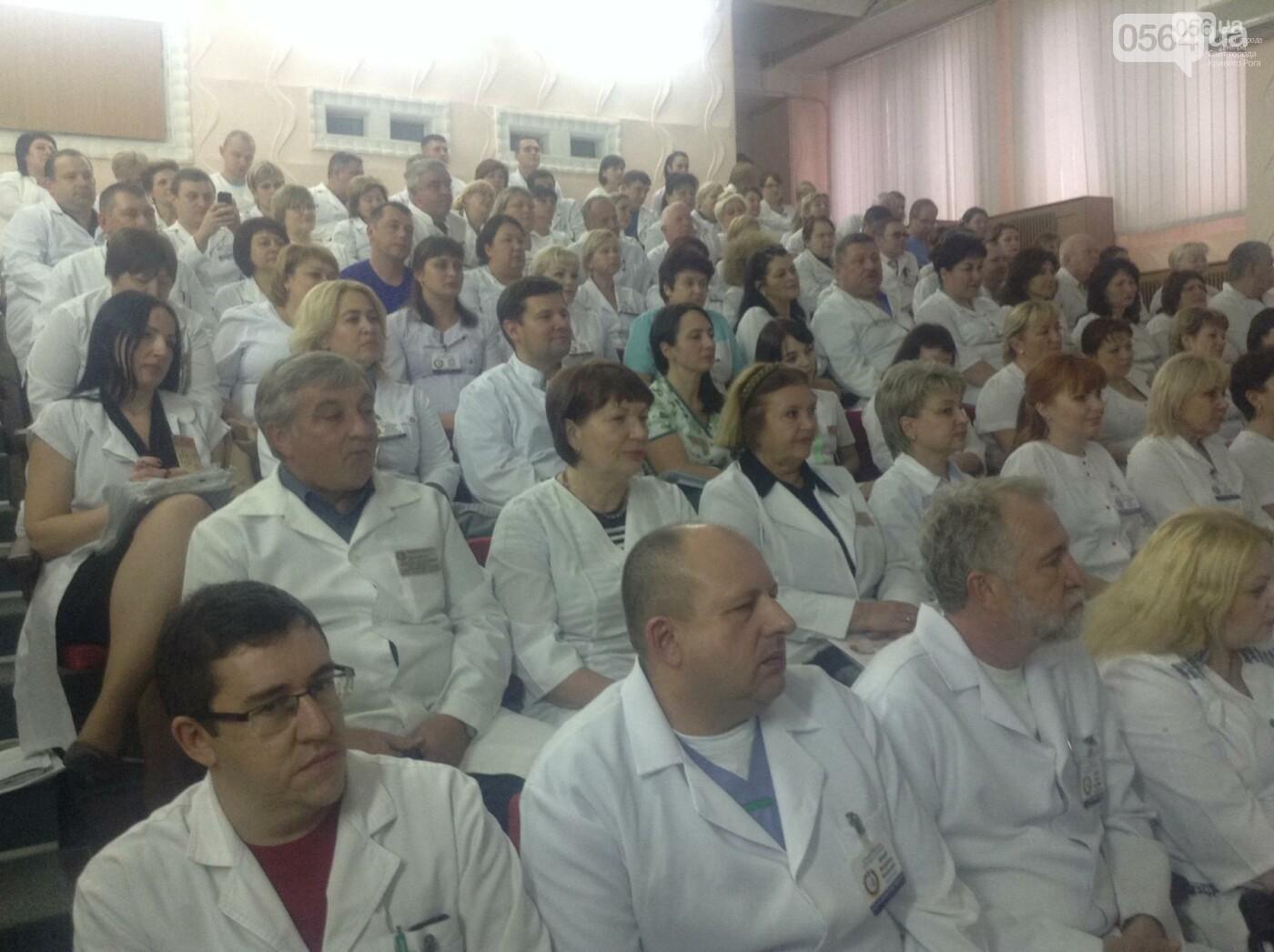 Уляна Супрун в Днепре: Больница Мечникова - это баррикада на пути смерти (ФОТО), фото-2