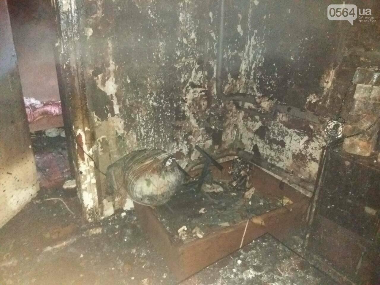 В Кривом Роге на пожаре обнаружили тело 40-летнего мужчины (ФОТО), фото-3