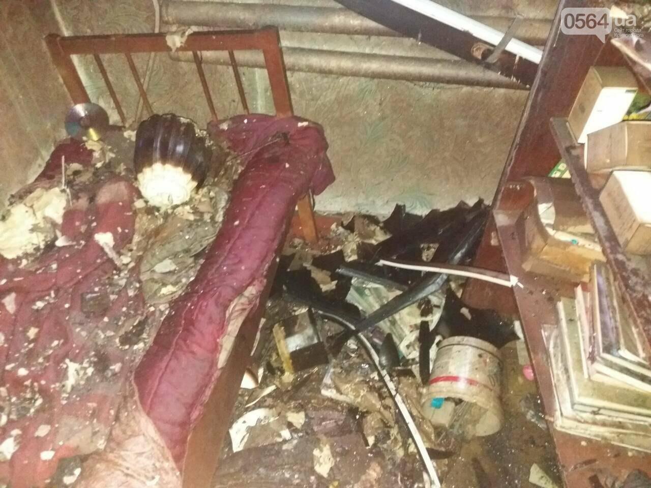 В Кривом Роге на пожаре обнаружили тело 40-летнего мужчины (ФОТО), фото-5