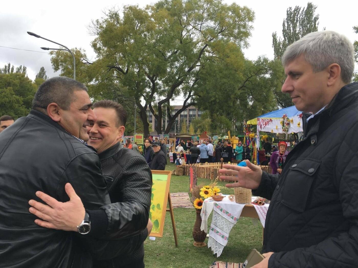 Тысячи криворожан отмечают День украинского козачества на Фестивале в парке Героев (ФОТО, ВИДЕО), фото-8