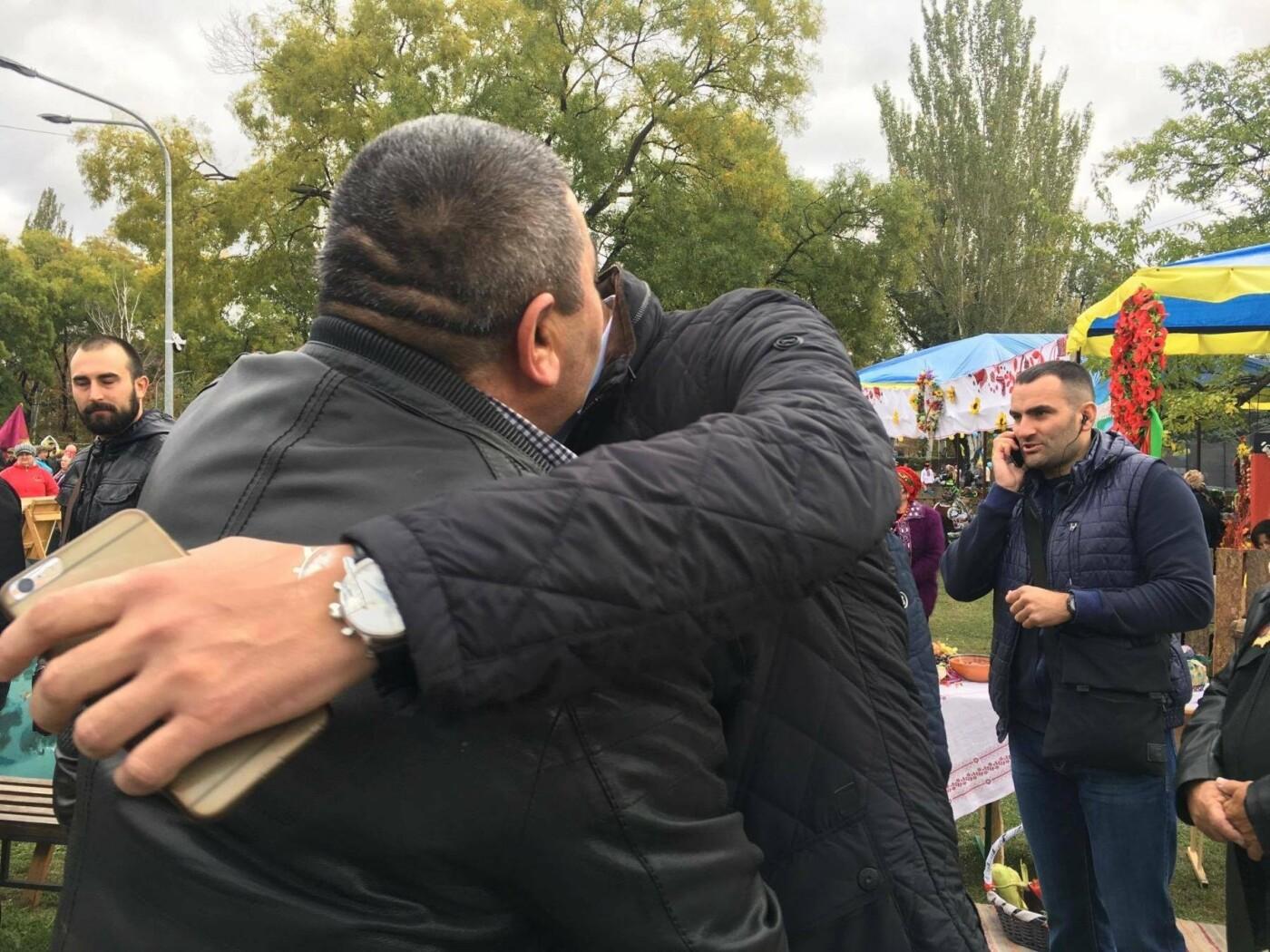Тысячи криворожан отмечают День украинского козачества на Фестивале в парке Героев (ФОТО, ВИДЕО), фото-17