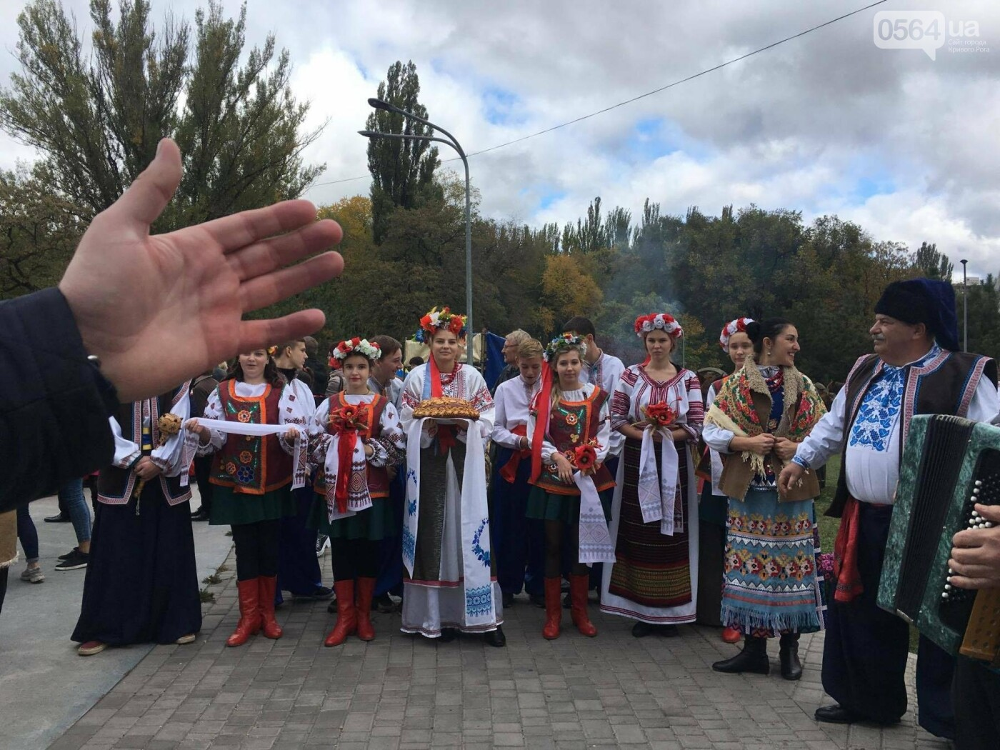 Тысячи криворожан отмечают День украинского козачества на Фестивале в парке Героев (ФОТО, ВИДЕО), фото-7