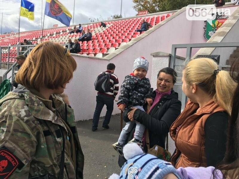 Криворожские бойцы АТО выиграли Кубок Защитника Украины и собрали средства на лечение ребенка (ФОТО, ВИДЕО), фото-5