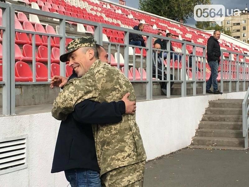 Криворожские бойцы АТО выиграли Кубок Защитника Украины и собрали средства на лечение ребенка (ФОТО, ВИДЕО), фото-7