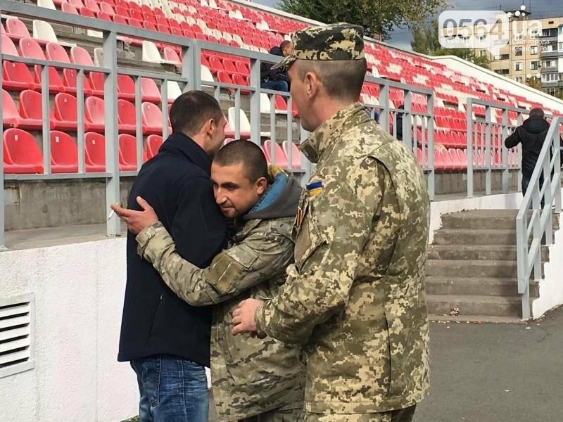 Криворожские бойцы АТО выиграли Кубок Защитника Украины и собрали средства на лечение ребенка (ФОТО, ВИДЕО), фото-6