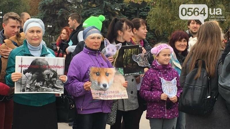 """""""Остановим страдания животных"""": криворожане вышли на Марш в поддержку братьев наших меньших (ФОТО, ВИДЕО), фото-12"""