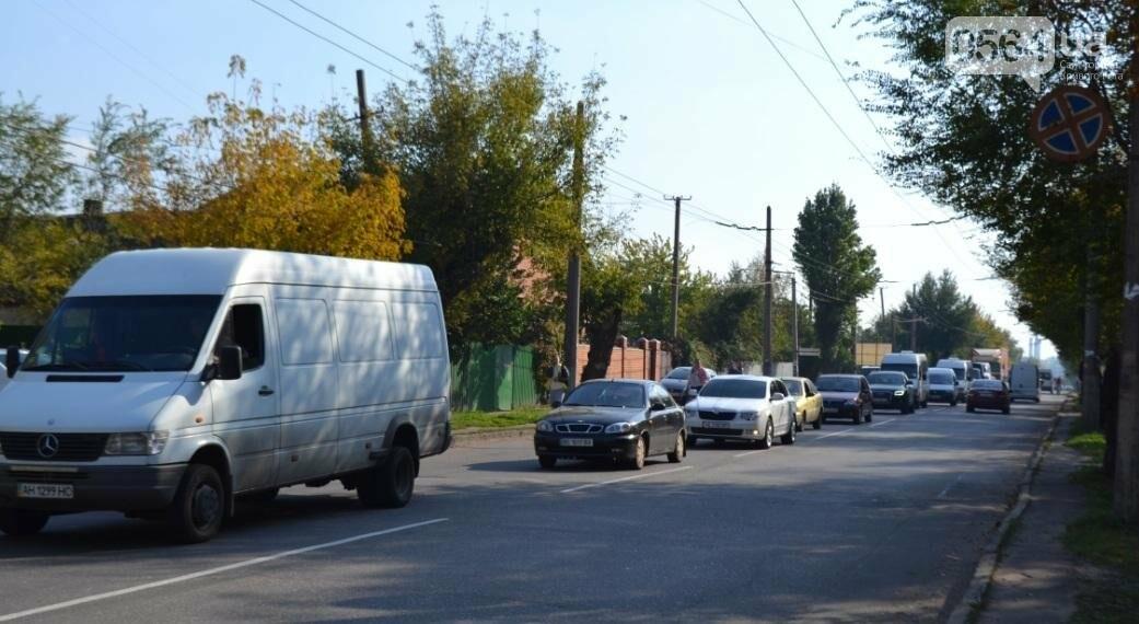 В Кривом Роге  Volvo и  BMW парализовали движение транспорта (ФОТО), фото-4