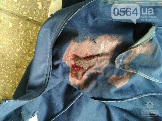 После удара по голове бутылкой, криворожанин вонзил нож в сердце знакомого (ФОТО 18+), фото-1