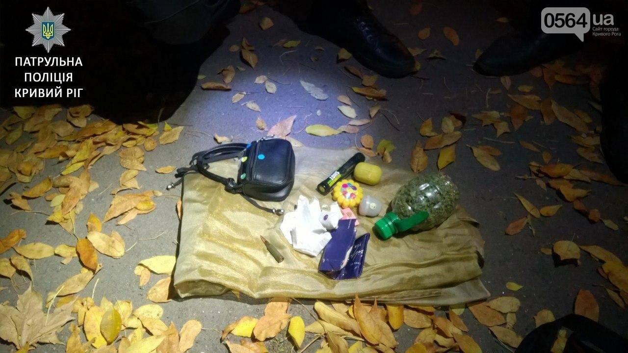 """В Кривом Роге у """"расхитителей кабеля"""" нашли и наркотик, и патрон  (ФОТО), фото-2"""