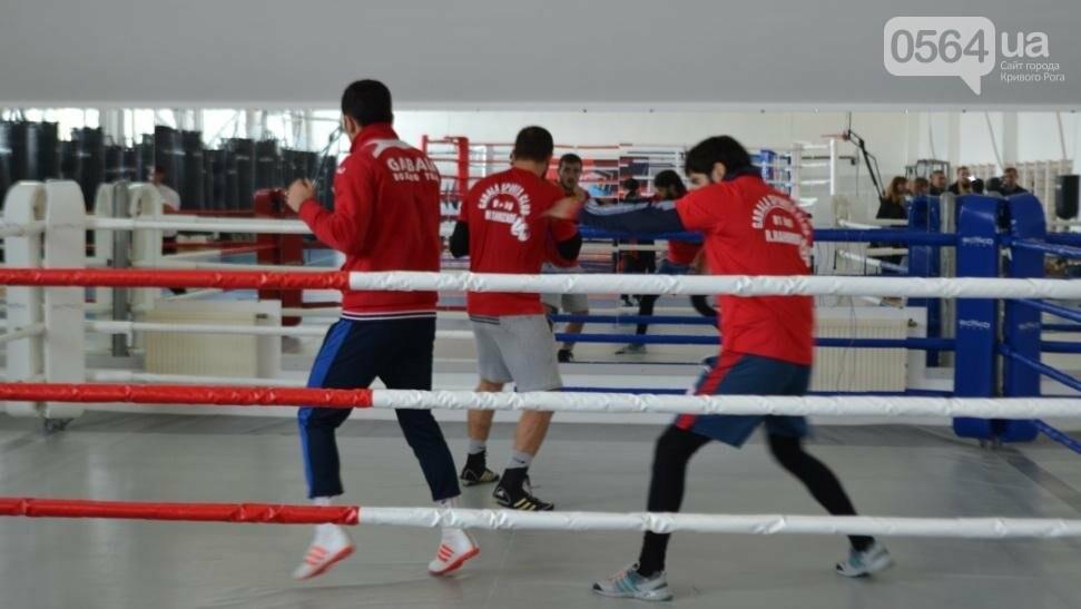 В Кривом Роге состоится грандиозный праздник бокса. Сегодня прошли тренировки (ФОТО), фото-17