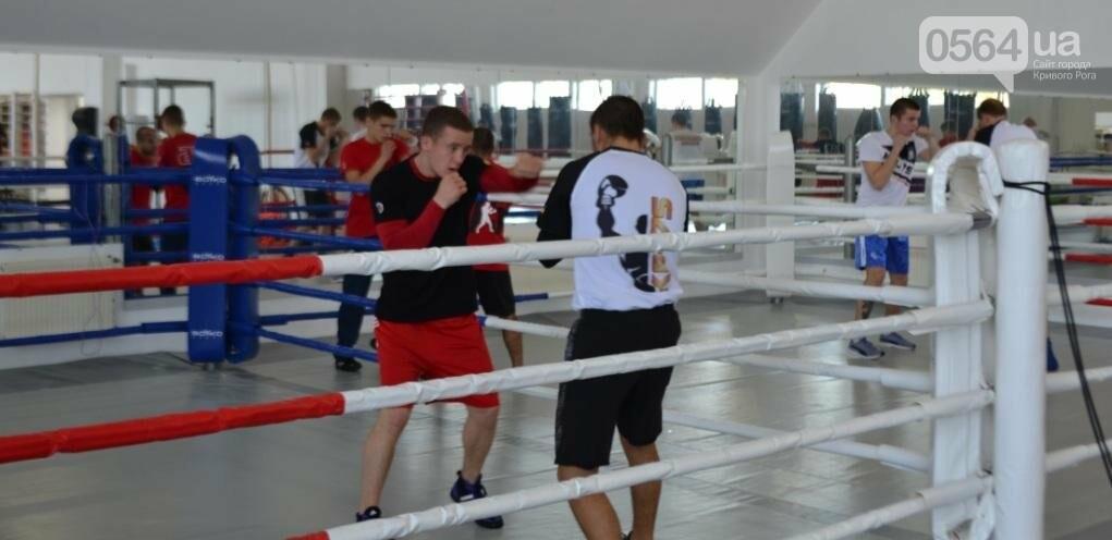 В Кривом Роге состоится грандиозный праздник бокса. Сегодня прошли тренировки (ФОТО), фото-13