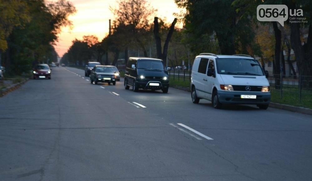 Из-за внезапно вильнувшего автомобиля криворожанин разбил две иномарки (ФОТО), фото-6