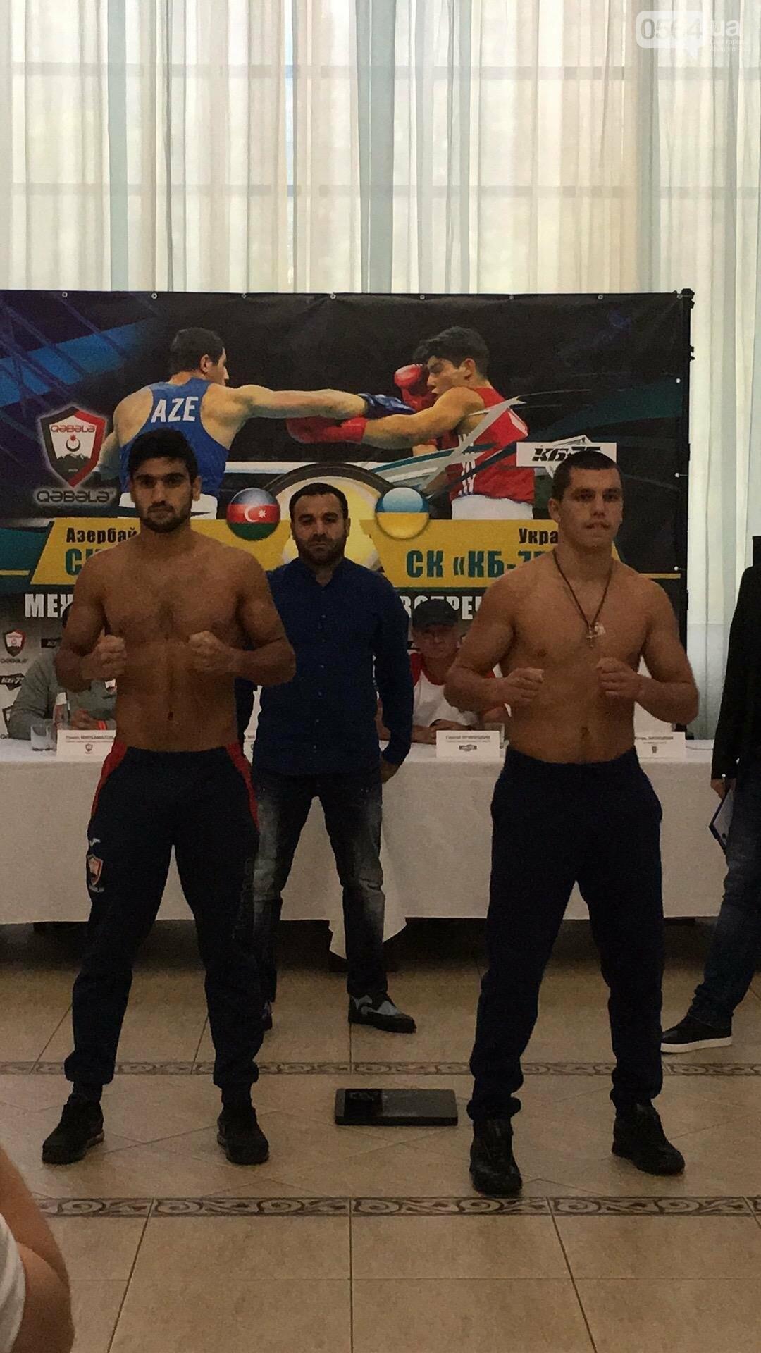 Перед вечером грандиозного бокса в Кривом Роге спортсмены показали отличную физическую форму (ФОТО, ВИДЕО), фото-19