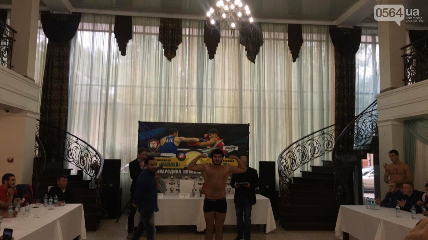 Перед вечером грандиозного бокса в Кривом Роге спортсмены показали отличную физическую форму (ФОТО, ВИДЕО), фото-14
