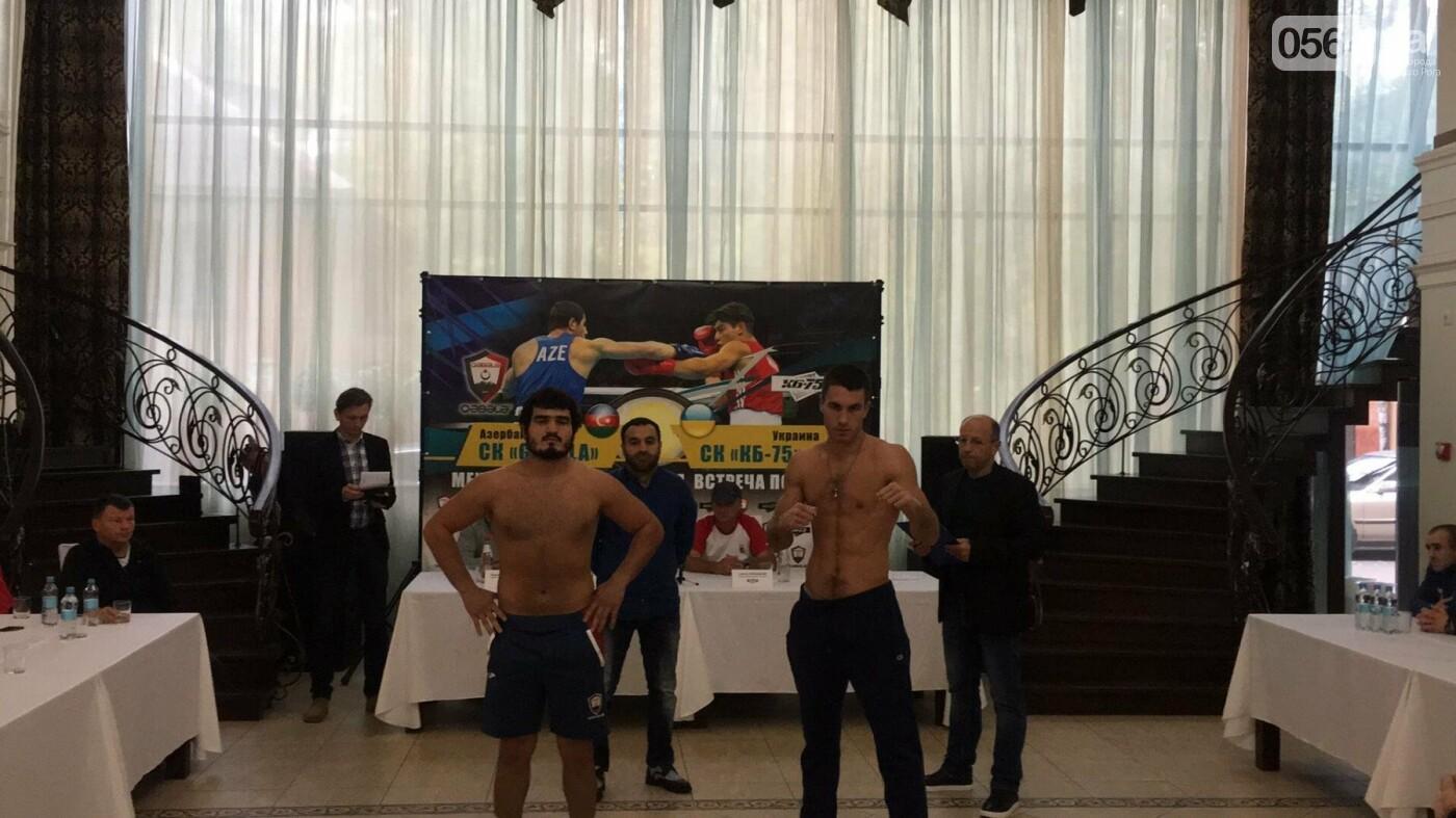 Перед вечером грандиозного бокса в Кривом Роге спортсмены показали отличную физическую форму (ФОТО, ВИДЕО), фото-10