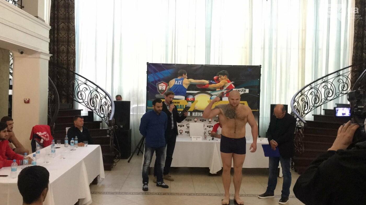 Перед вечером грандиозного бокса в Кривом Роге спортсмены показали отличную физическую форму (ФОТО, ВИДЕО), фото-8